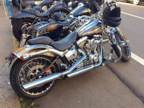 Ponteira-para-Harley-Davidson-CVO-Breakout-3-1-4-polegadas-Cromada-Corte-Baixo-Customer-Motos