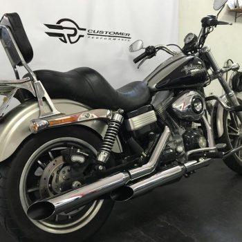 Ponteiras para Harley Davidson Dyna Custom