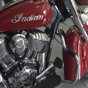Protetores de Motor para Indian Chief