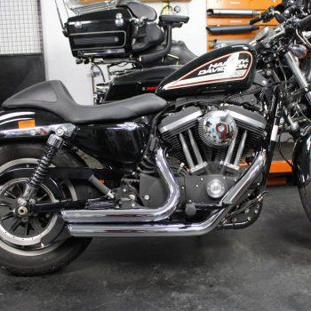 Escapamentos para Harley Davidson Sportster 883R
