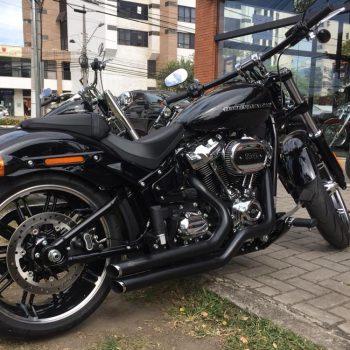 Escapamentos para Harley Davidson Softail Breakout (2018+)