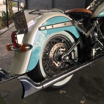Escapamentos para Harley Davidson Softail Deluxe (Até 2017)