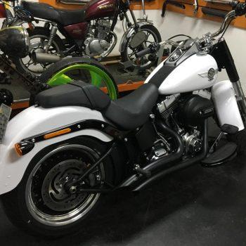 Escapamentos para Harley Davidson Fat Boy (Até 2017)