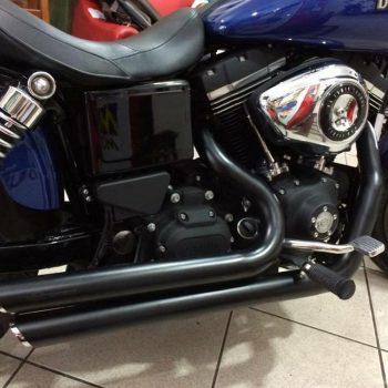 Escapamentos para Harley Davidson Dyna Street Bob