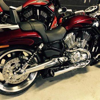 Escapamentos para Harley Davidson V-Rod