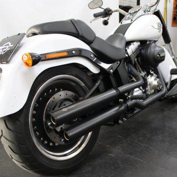 Ponteiras para Harley Davidson Fat Boy (Até 2017)