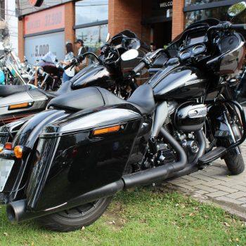 Ponteiras para Harley Davidson Touring Road Glide Special