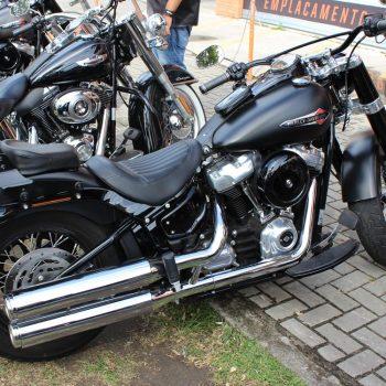 Ponteiras para Harley Davidson Softail Slim (2018+)
