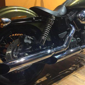 Ponteiras para Harley Davidson Dyna Street Bob
