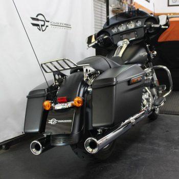 Ponteiras para Harley Davidson Touring Street Glide