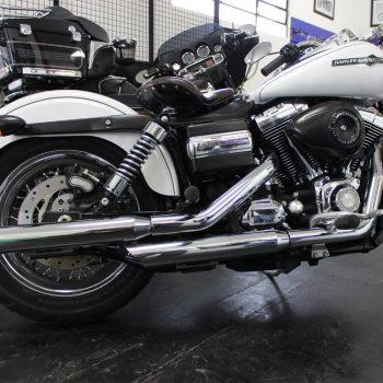 Ponteiras para Harley Davidson Dyna Superglide