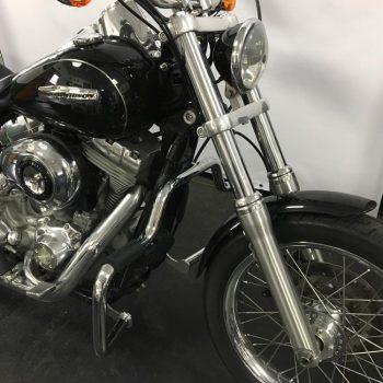 Protetores de Motor para Harley Davidson Superglide