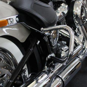Protetores Traseiros para Harley Davidson Softail Deluxe (2018+)