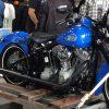 Escapamento para Harley Davidson Fat Boy (Até 2017) 2x1 T-Black com Ponteira Garrafa