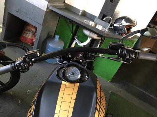 Guidão para Harley Davidson Night Rod - Projeto Especial