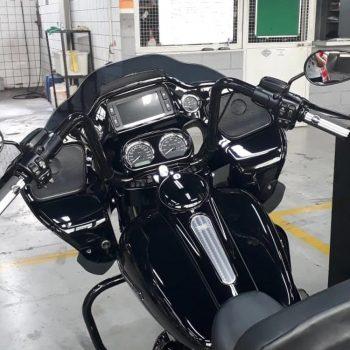 Guidão para Harley Davidson Road Glide Special