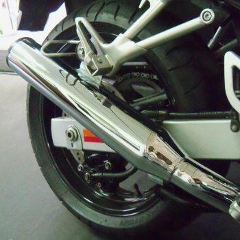 Ponteira para Suzuki Bandit 650 – Projeto Especial